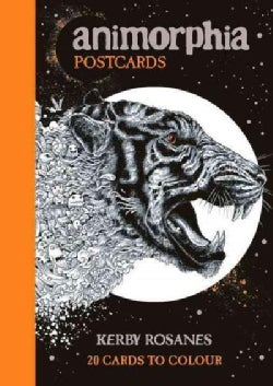 Animorphia Postcards (Postcard book or pack)