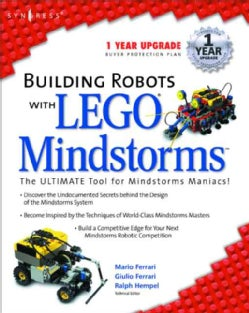 Building Robots With Lego Mindstorms: The Ultimate Tool for Mindstorms Maniacs (Paperback)