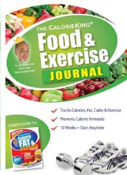 Food & Exercise Journal (Paperback)
