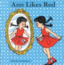 Ann Likes Red (Hardcover)