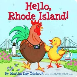 Hello, Rhode Island! (Board book)