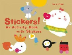 Stickers!: An Activity Book (Paperback)