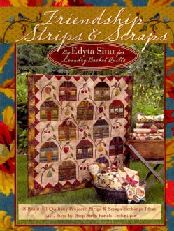 Friendship Strips & Scraps (Paperback)