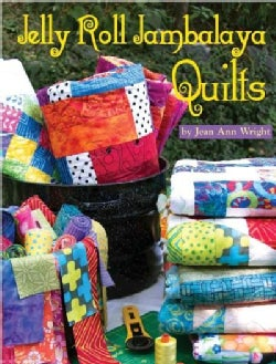 Jelly Roll Jambalaya Quilts (Paperback)