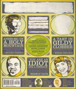 The Believer, Issue 86: January 2012 (Paperback)