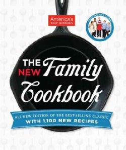 The New Family Cookbook (Hardcover)