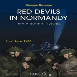 The Red Devils in Normandy: 5-6 June 1944 (Hardcover)
