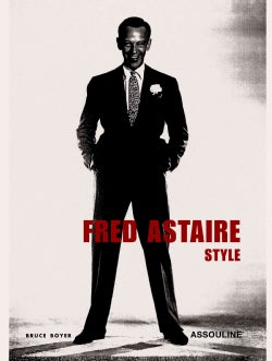 Fred Astaire Style (Hardcover)