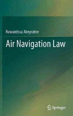 Air Navigation Law (Hardcover)