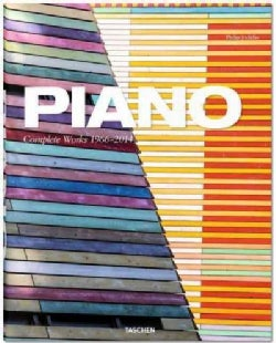 Piano: Renzo Piano Building Workshop 1966 to today (Hardcover)
