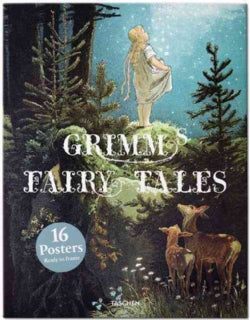 Grimm Fairy Tales Print Set (Poster)