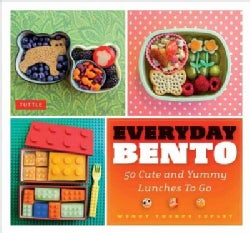 Everyday Bento: 50 Cute and Yummy Lunches to Go (Paperback)