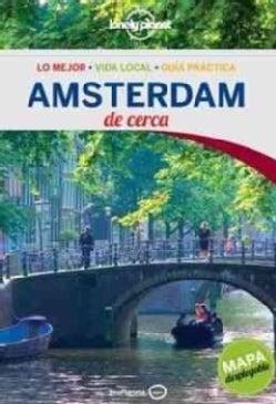 Lonely Planet Amsterdam de Cerca