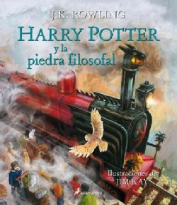 Harry Potter y la piedra filosofal/ Harry Potter and the Sorcerer's Stone (Hardcover)
