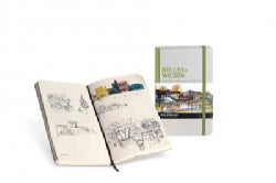 Moleskine Bolles + Wilson Inspiration and Process in Architecture Monograph (Hardcover)