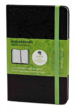 Moleskine Evernote Ruled Smart Notebook (Notebook / blank book)