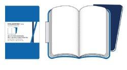 Moleskine Volant Notebook Plain Blue Pocket (Notebook / blank book)