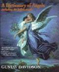 A Dictionary of Angels: Including the Fallen Angels (Paperback)