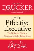 The Effective Executive (Paperback)