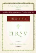 Holy Bible: New Revised Standard Version, Burgundy, Catholic Edition (Paperback)