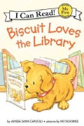 Biscuit Loves the Library (Paperback)