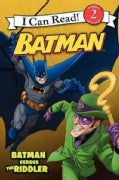 Batman Versus the Riddler (Paperback)