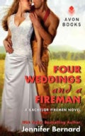 Four Weddings and a Fireman (Paperback)