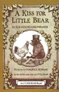 A Kiss for Little Bear (Paperback)