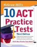 McGraw-Hill&#39;s 10 ACT Practice Tests (Paperback)