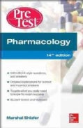 Pharmacology PreTest Self-Assessment and Review (Paperback)