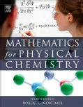 Mathematics for Physical Chemistry (Paperback)