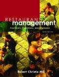 Restaurant Management: Customers, Operations And Employees (Paperback)