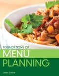 Foundations of Menu Planning (Paperback)