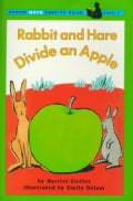 Rabbit and Hare Divide an Apple (Paperback)