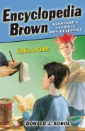 Encyclopedia Brown Finds the Clues (Paperback)
