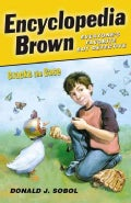 Encyclopedia Brown Cracks the Case (Paperback)