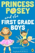 Princess Posey and the First-Grade Boys (Paperback)