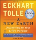 A New Earth: Awakening to Your Life's Purpose (CD-Audio)