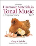 Harmonic Materials in Tonal Music: A Programed Course (Paperback)