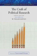 The Craft of Political Research + Mysearchlab With eText