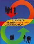 Essentials of Human Communication + MyCommunicationLab Access Card Includes Pearson eText