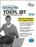 Cracking the TOEFL iBT 2013