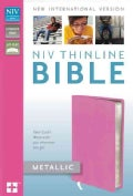 Holy Bible: New International Version, Pink Metallic, Bonded Leather (Hardcover)
