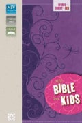 Holy Bible: New International Version, Violet Vines, Italian Duo-Tone, Bible for Kids (Paperback)