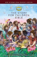 Holy Bible: New International Reader's Version, the Story for Children (Hardcover)