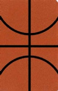 Sports Collection Bible - Basketball: New International Version, Leather-Look (Paperback)
