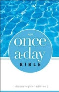 NIV Once-a-Day Bible: New International Version, Chronological Edition (Paperback)