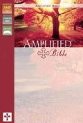 Amplified Bible: Burgundy Genuine Leather (Paperback)