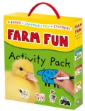Farm Fun Activity Pack (Paperback)