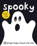 Spooky: Touch and Feel (Board book)